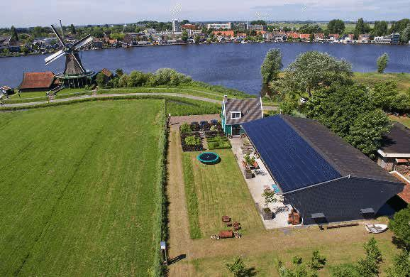 wereld windmolen molenmuseum