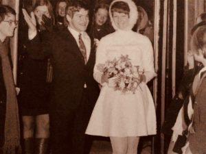 annke en paul van dok trouwen