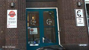 fabriek filmhuis cafe ingang orkaan