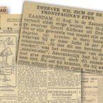 kranten zwerver kranten eten slider
