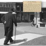 oud nieuws wandelstok