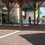 station Zaandam entree