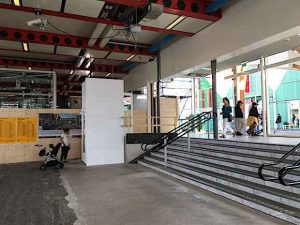 tijdelijke lift station zaandam aug 2019 orkaan