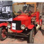 brandweerwagen 1927 ford oostzaan