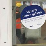 lift station zaandam defect 2