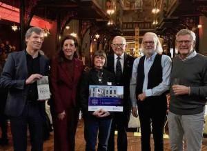 191116 ons team met minister Van Engelshoven en PvV copy
