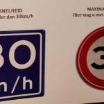 30 km advies verbod