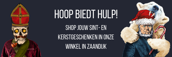 HDE - Banner Orkaan Sinterkerst
