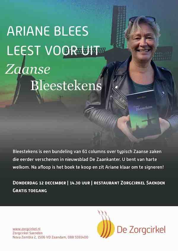 Poster Bleestekens