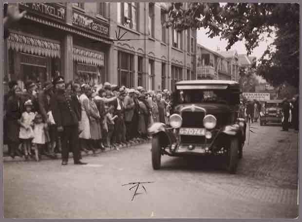 de duif vinkenstraat GAZ 1928
