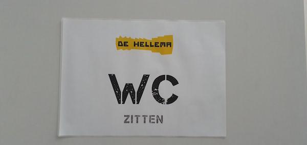 hellema wc