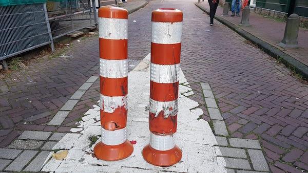 paaltjessoap rechtop Geert Rijken