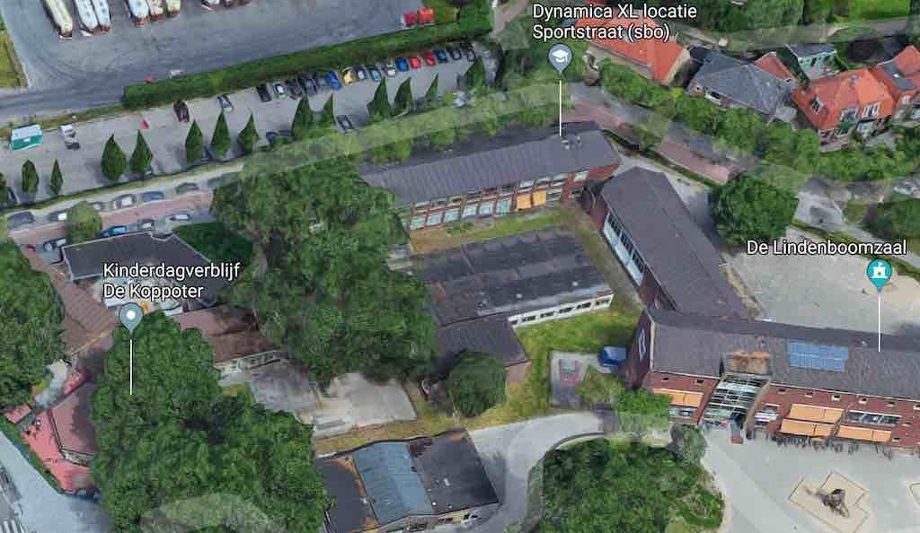 tiny forest lindenboomschool