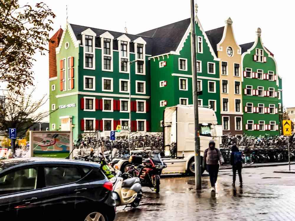 08 Elly 19-11-19 Zaan Hotel Amsterdam Zaandam