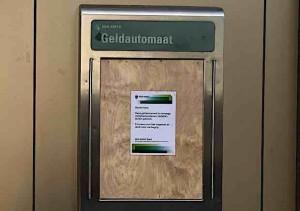 geldautomaat abn amro dicht orkaan 3 dec 2019