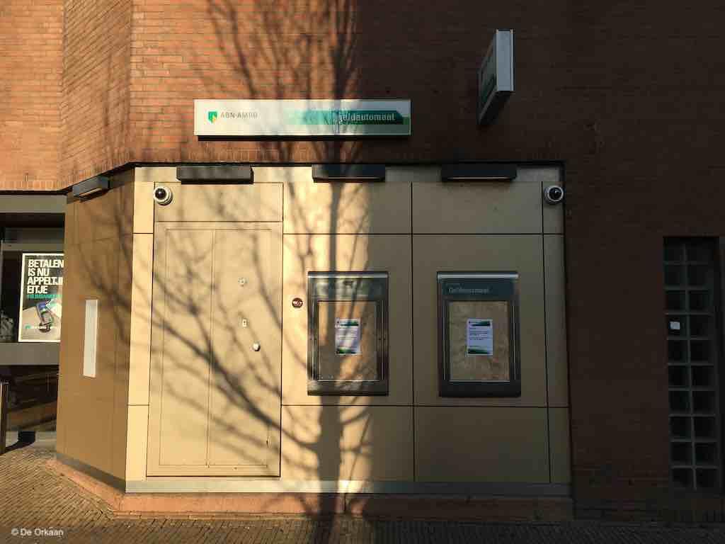 geldautomaat abn amro gedempte gracht orkaan 3 dec 2019