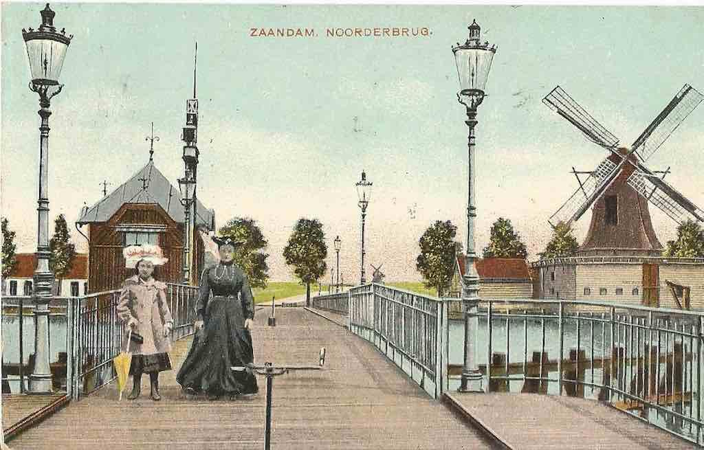 Noorderbrug 1908 (GAZ)