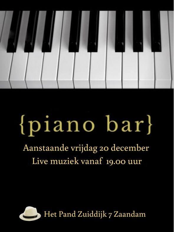 piano het pand