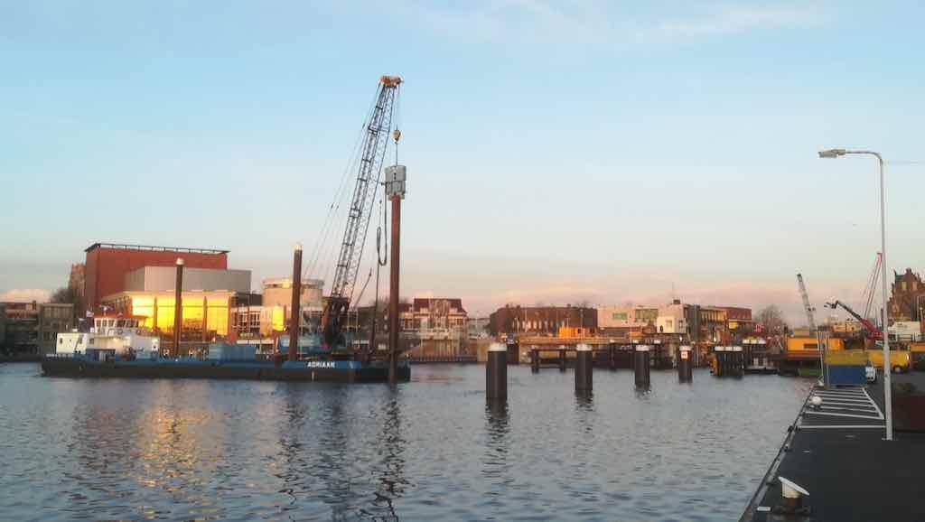 pontonbrug selie friday 10 dec 2019