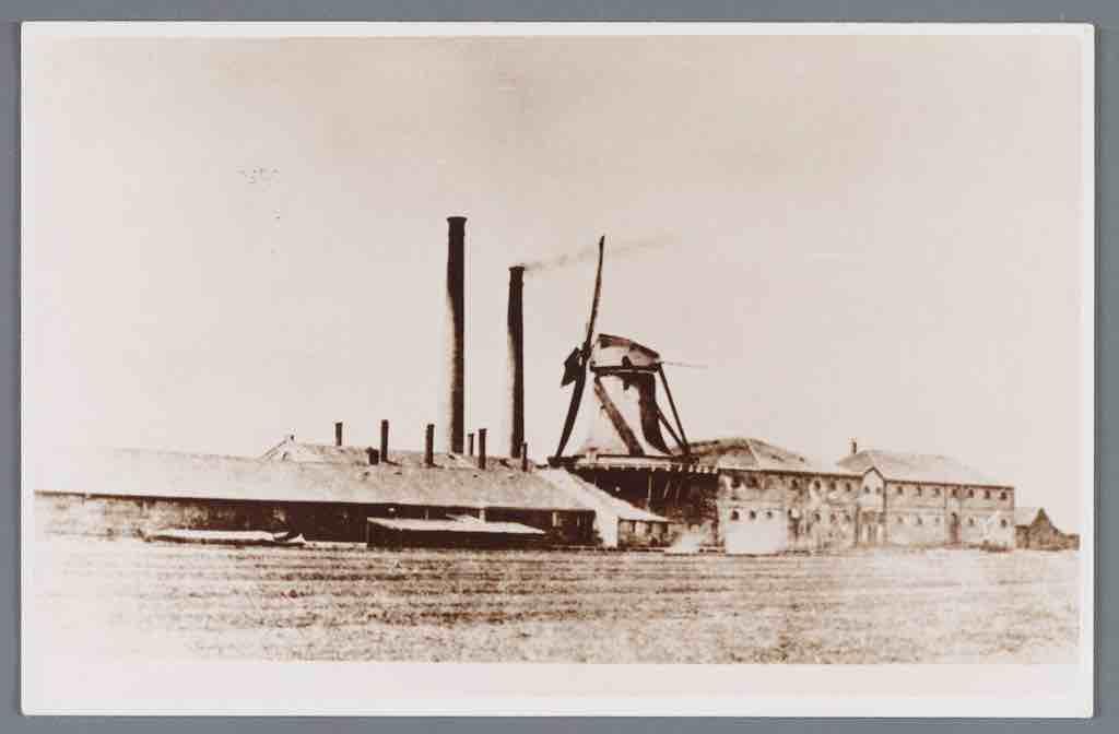 2. Papiermolen de Eendragt, Coll. Waterlands Archief copy