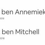 Annemiek Mitchell