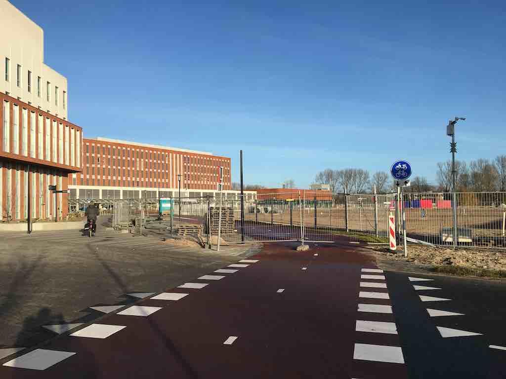 fietspad zmc orkaan 31 dec 2019