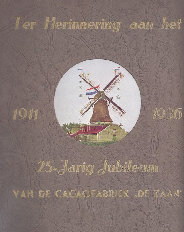 liedjesboek cacaofabriek de zaan