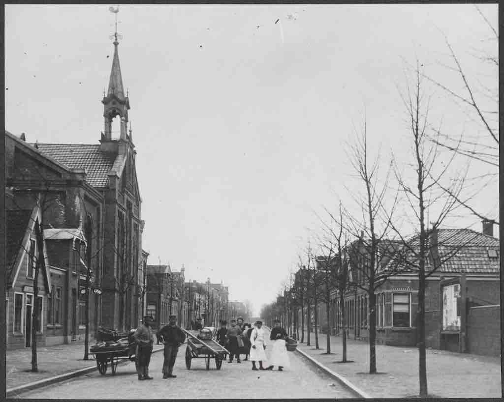 stationsstraat 11 1890-1920 GAZ