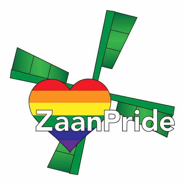 Logo ZaanPride