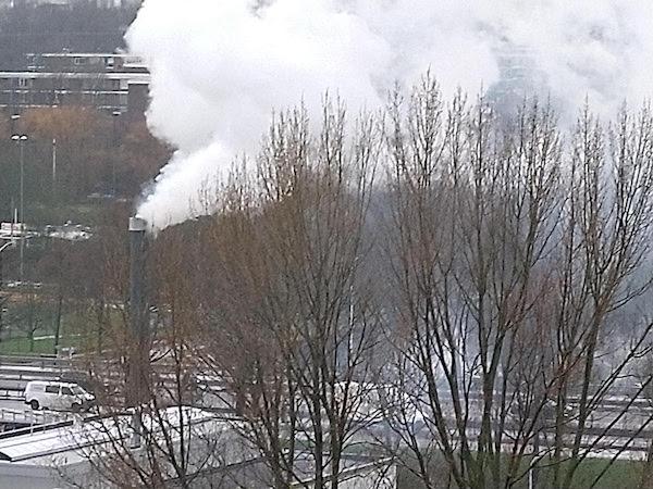 Clemens Oderkerk rook biomassa