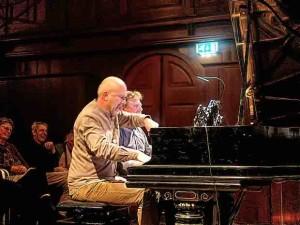 Gerard Bouwhuis en Sepp Grotenhuis