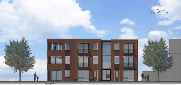 Lepelbladstraat - Nieuwe