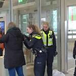 fouilleren station zaandam politie