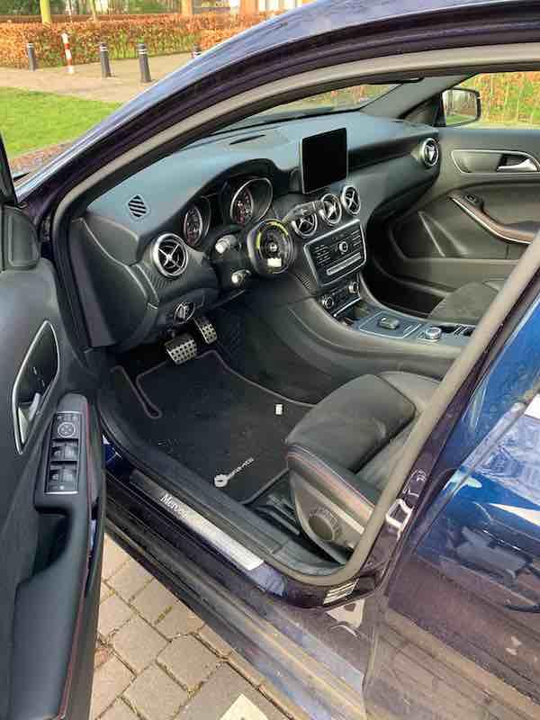 hogaarslaan auto opengebroken airbag 600