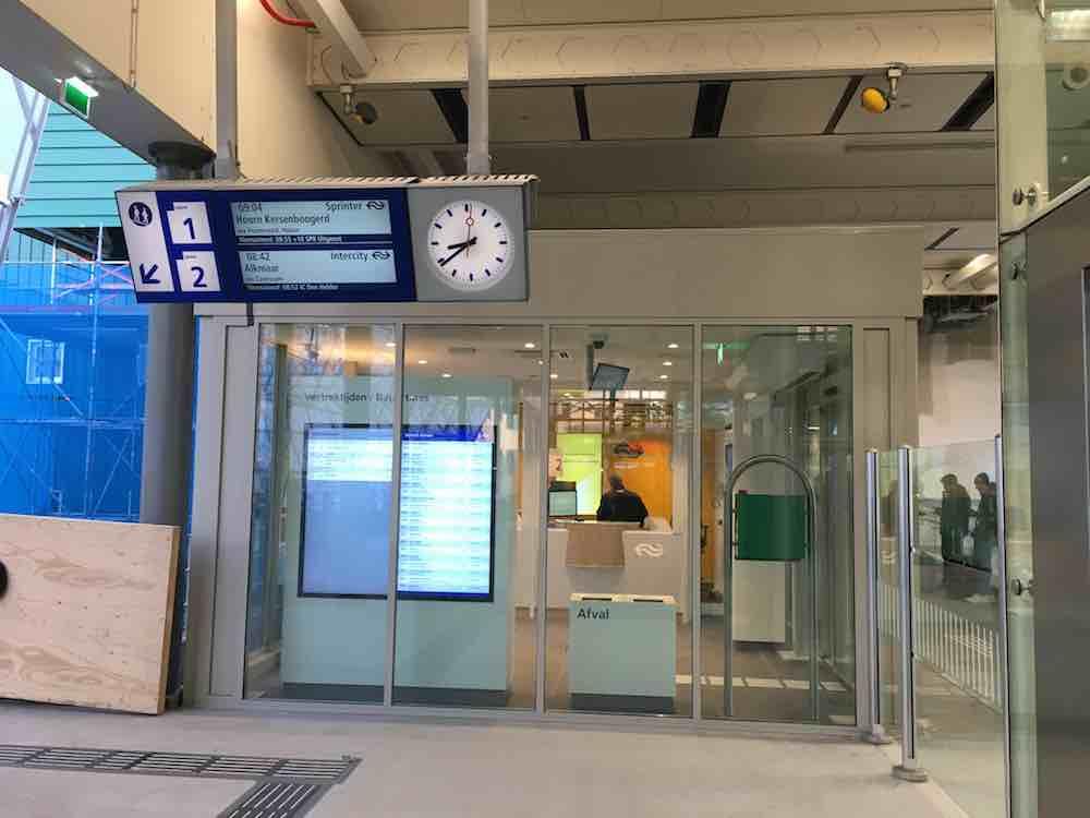 kluisjes station feb 2020 orkaan 2