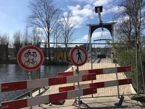 brug parkstraat 28 maart 2020 orkaan