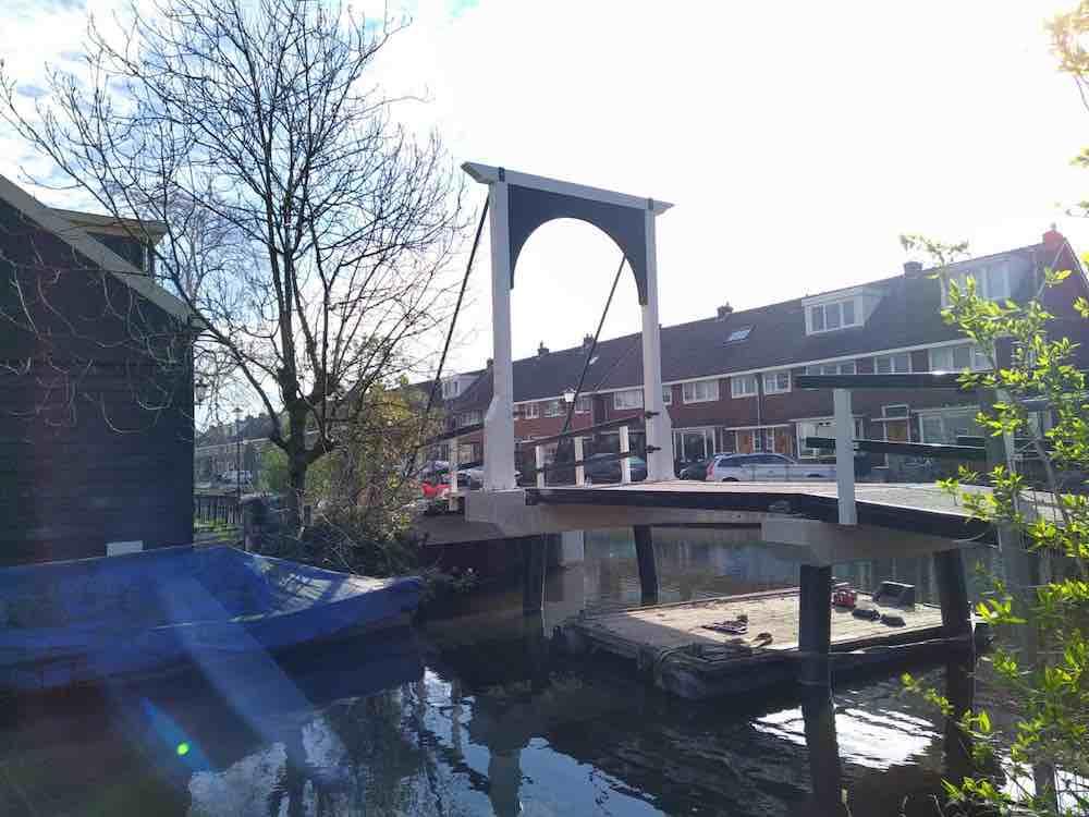 brug parkstraat maart 2020 Alyt Postma 2