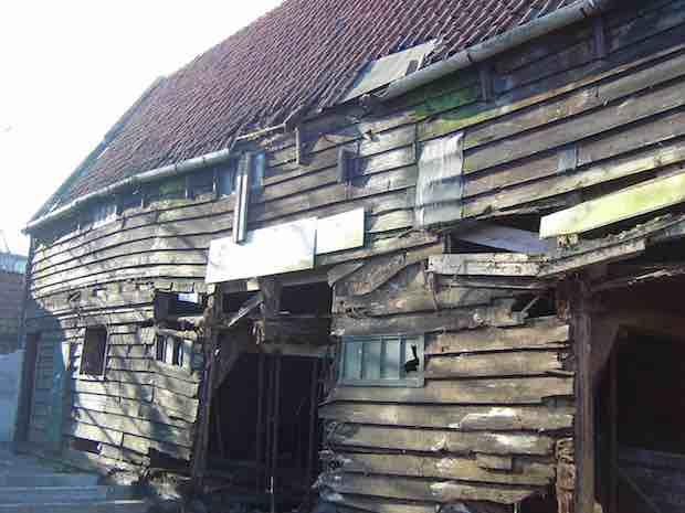 houtbouw sombroek