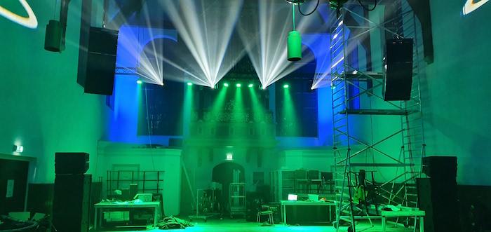 licht bullekerk