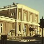 station zaandam 1971 egon blaes