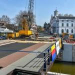 Nieuwe brugklep WHB