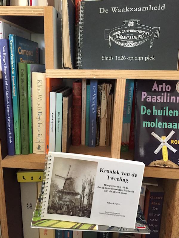 aimee klerk boekenplank