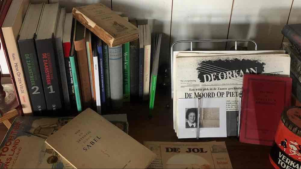boekenkast merel kan
