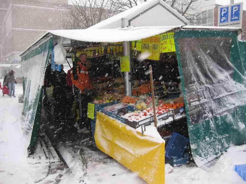 eelco aartsen sneeuw markt fruit
