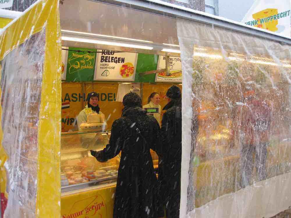 eelco aartsen sneeuw markt kaas