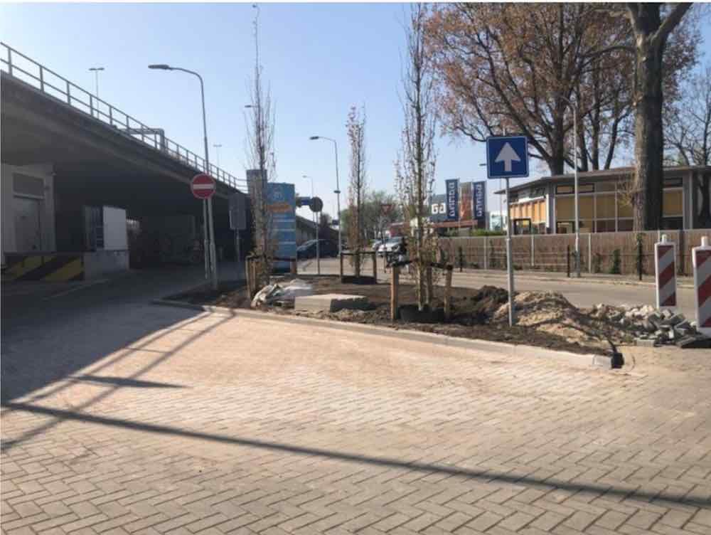 parkeerplaats vos pinkstraat