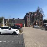 parkeerplaats vos raadhuisstraat