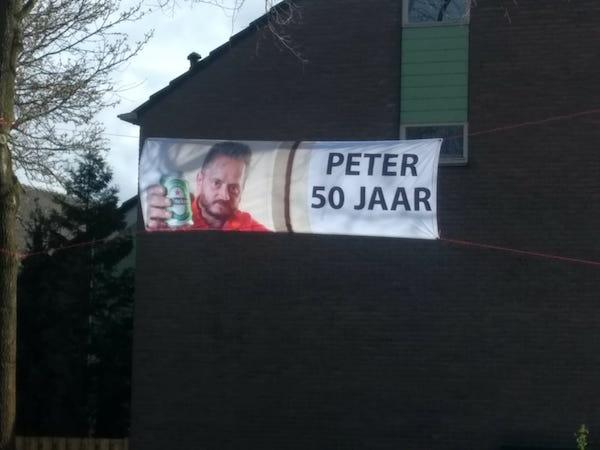 peter 50 jaar 1