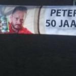 peter 50 jaar