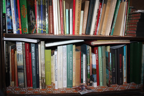 toon nughter boekenplank